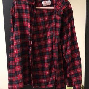 Target men's xxl flannel